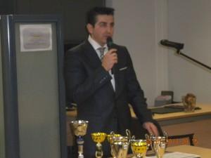Κοπή Πρωτοχρονιάτικης Πίτας 2013 & Βραβεύσεις Παραγωγικότητας Γραφείου 2012